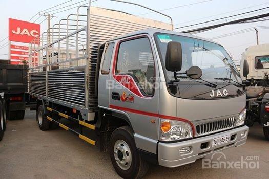 Bán xe tải Jac 6.5 tấn Bắc Ninh, 6 tấn Hà Nội giá rẻ1