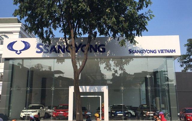Ssangyong Gò Vấp 2