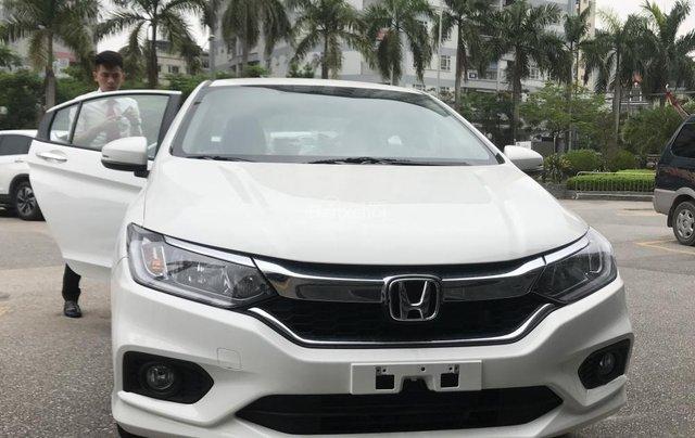 Honda ô tô Mỹ Đình cần bán xe Honda City 1.5CVT Top New 2019, đủ màu, giá tốt nhất thị trường - LH Ms. Ngọc 09787763601