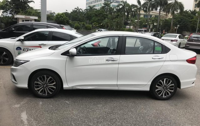 Honda ô tô Mỹ Đình cần bán xe Honda City 1.5CVT Top New 2019, đủ màu, giá tốt nhất thị trường - LH Ms. Ngọc 09787763602