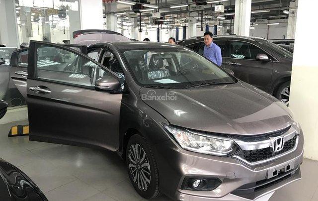 Bán xe Honda City 1.5 CVT Top new 2019, đủ màu giao ngay giá cực tốt, LH Ms. Ngọc: 09787763600