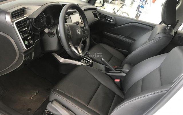 Bán xe Honda City 1.5 CVT Top new 2019, đủ màu giao ngay giá cực tốt, LH Ms. Ngọc: 09787763601