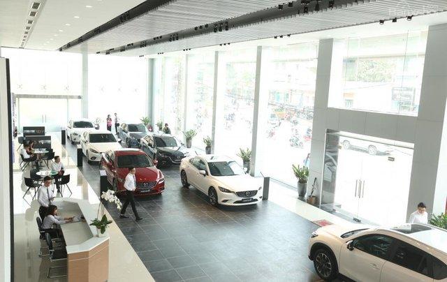 Mazda Nguyễn Trãi 5