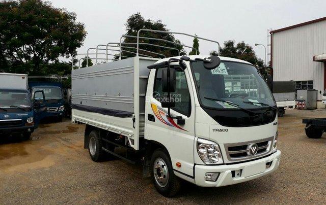 Bán xe tải Thaco Ollin 350. E4 Trường Hải tải trọng 3.49 tấn0