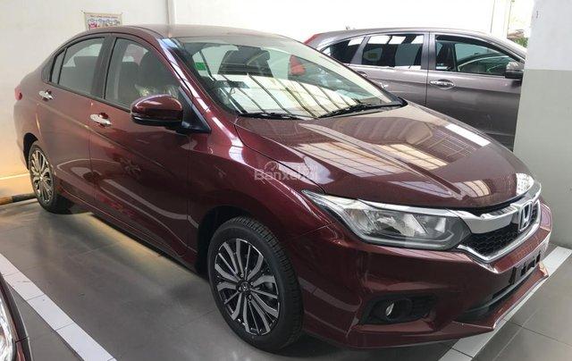 Honda Mỹ Đình bán xe Honda City 1.5V CVT new, đủ màu giao ngay, ưu đãi tốt nhất thị trường - LH Ms. Ngọc: 09787763600