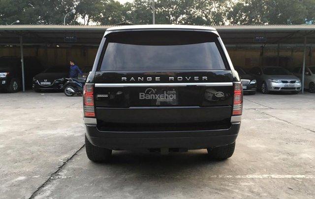 Range Rover Autobiography LWB 5.0 đời 2014, màu đen, xe nhập Mỹ5