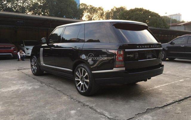 Range Rover Autobiography LWB 5.0 đời 2014, màu đen, xe nhập Mỹ6