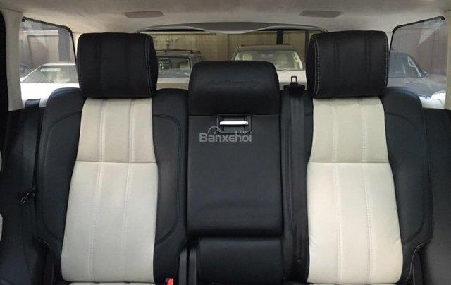 Range Rover Autobiography LWB 5.0 đời 2014, màu đen, xe nhập Mỹ9