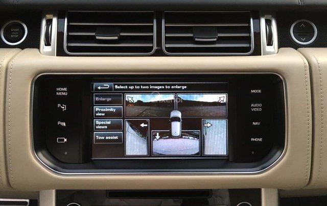 Range Rover Autobiography LWB 5.0 đời 2014, màu đen, xe nhập Mỹ11