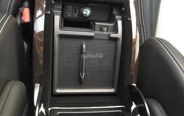 Range Rover Autobiography LWB 5.0 đời 2014, màu đen, xe nhập Mỹ14