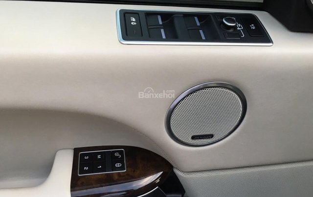Range Rover Autobiography LWB 5.0 đời 2014, màu đen, xe nhập Mỹ17