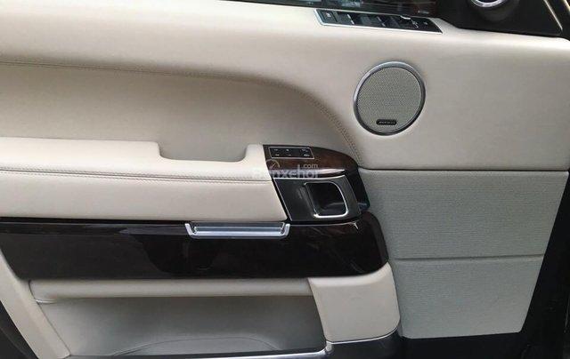 Range Rover Autobiography LWB 5.0 đời 2014, màu đen, xe nhập Mỹ16