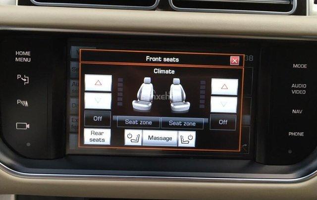 Range Rover Autobiography LWB 5.0 đời 2014, màu đen, xe nhập Mỹ20