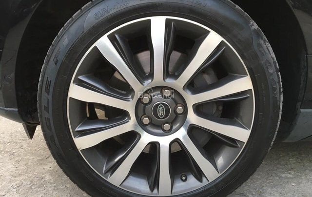 Range Rover Autobiography LWB 5.0 đời 2014, màu đen, xe nhập Mỹ21