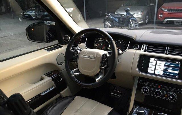 Range Rover Autobiography LWB 5.0 đời 2014, màu đen, xe nhập Mỹ24