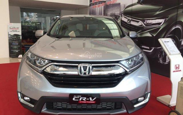 Bán Honda CR V new 2019 7 chỗ, bản E, nhập khẩu nguyên chiếc, LH 09787763600