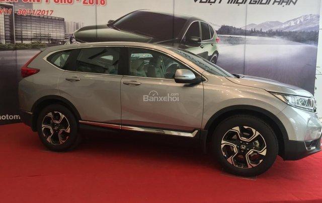 Bán Honda CR V new 2019 7 chỗ, bản E, nhập khẩu nguyên chiếc, LH 09787763601