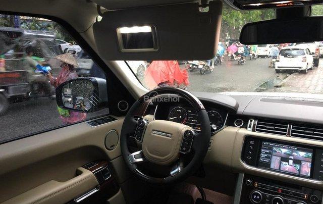 Bán xe Cũ LandRover Range Rover HSE màu vàng cát, sx 2015, xe nhập đi cực ít11