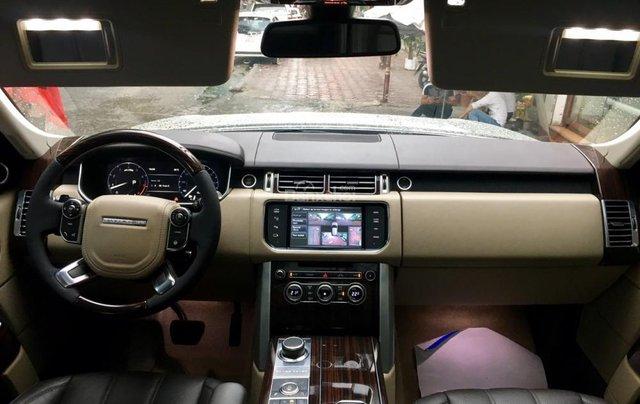 Bán xe Cũ LandRover Range Rover HSE màu vàng cát, sx 2015, xe nhập đi cực ít10