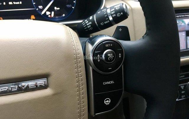 Bán xe Cũ LandRover Range Rover HSE màu vàng cát, sx 2015, xe nhập đi cực ít14