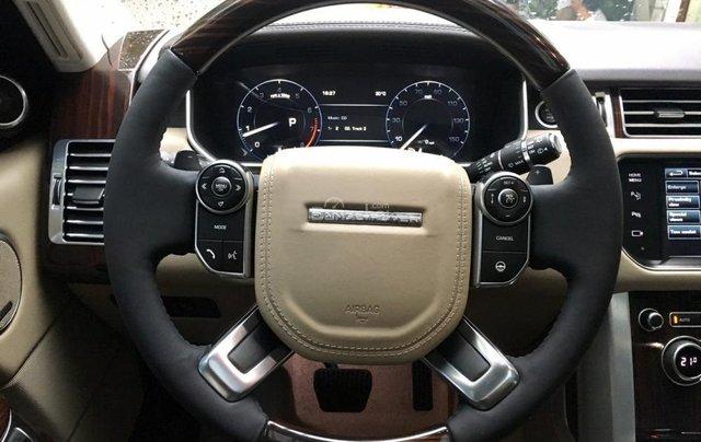 Bán xe Cũ LandRover Range Rover HSE màu vàng cát, sx 2015, xe nhập đi cực ít13