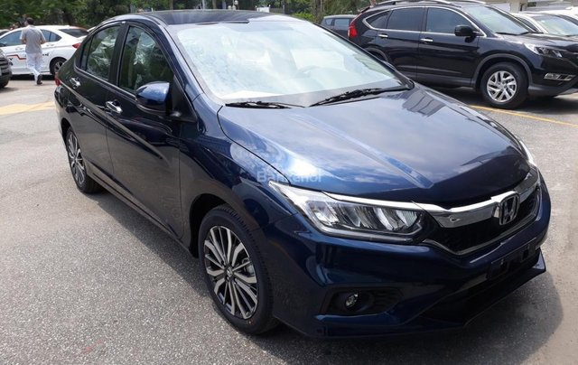Honda Mỹ Đình cần bán Honda City Top new 2019 đủ màu giao ngay, khuyến mãi cực tốt - LH: 09787763600