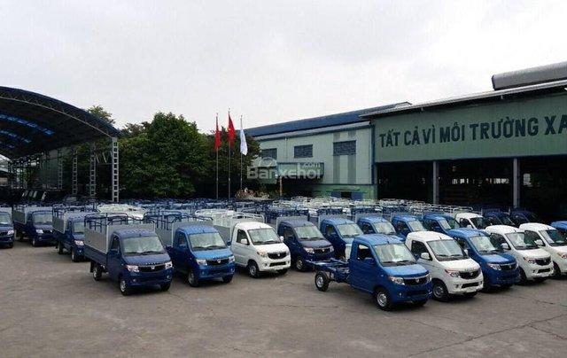 Bán xe tải Kenbo 990kg Hải Phòng giá ưu đãi0