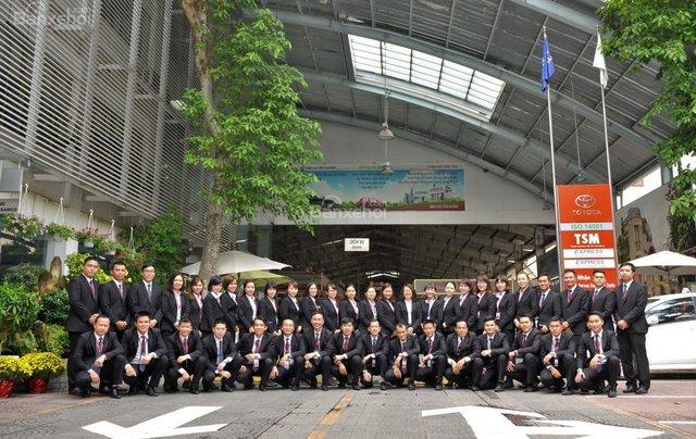 Toyota Bến Thành – Cơ Sở Chương Dương 19