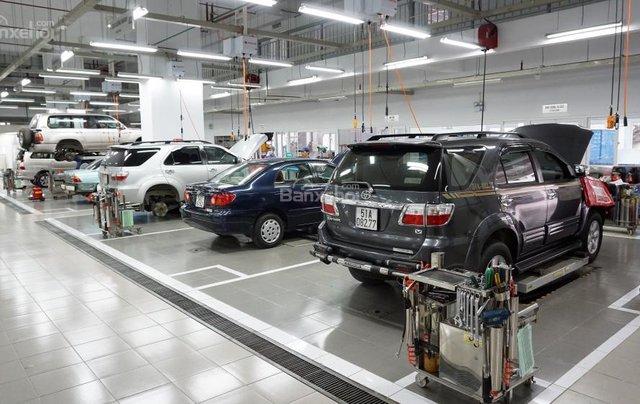 Toyota Bến Thành – Cơ Sở Chương Dương 14