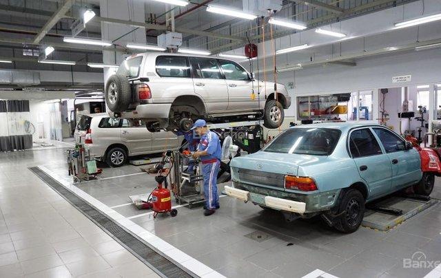 Toyota Bến Thành – Cơ Sở Chương Dương 13