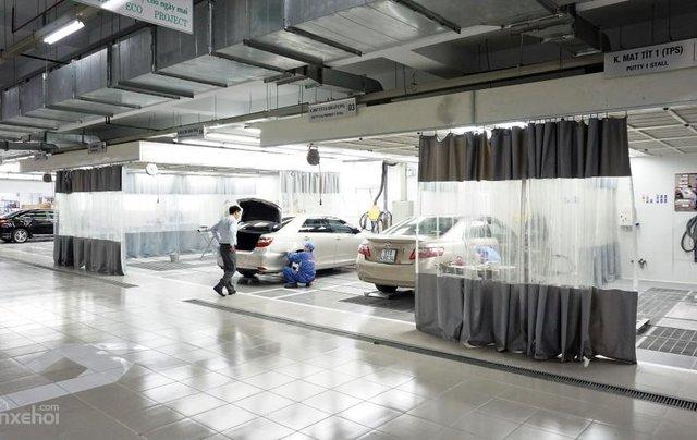 Toyota Bến Thành – Cơ Sở Chương Dương 11