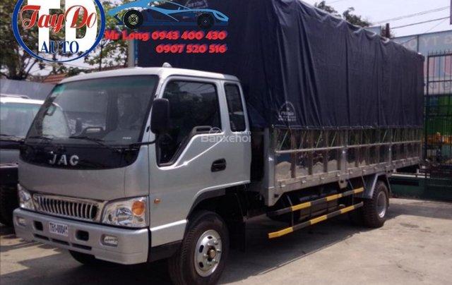 Xe tải Jac 6.4 tấn, bán xe tải Jac 6.4 tấn0