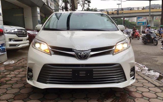 Cần bán Toyota Sienna Limited đời 2018, màu trắng, nhập Mỹ2