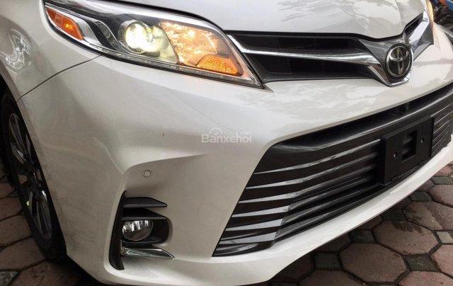 Cần bán Toyota Sienna Limited đời 2018, màu trắng, nhập Mỹ3