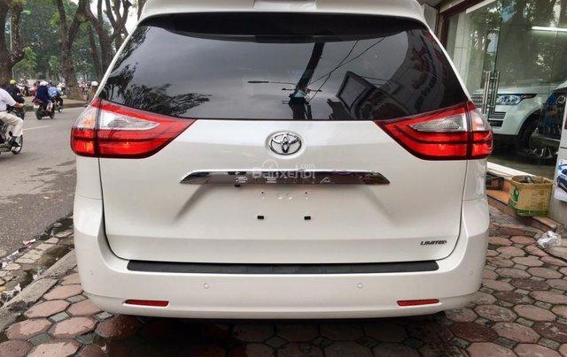 Cần bán Toyota Sienna Limited đời 2018, màu trắng, nhập Mỹ4