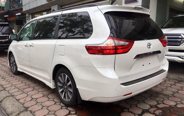 Cần bán Toyota Sienna Limited đời 2018, màu trắng, nhập Mỹ7