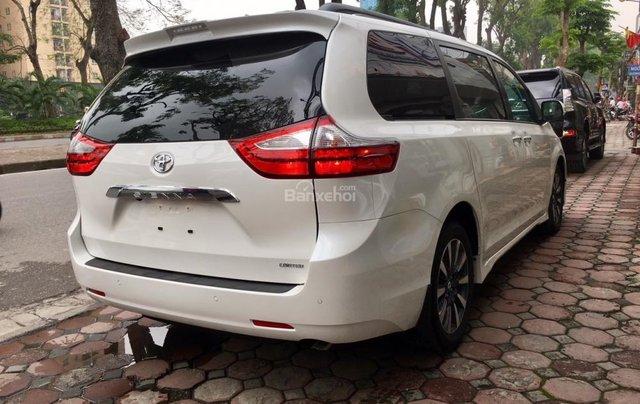 Cần bán Toyota Sienna Limited đời 2018, màu trắng, nhập Mỹ6