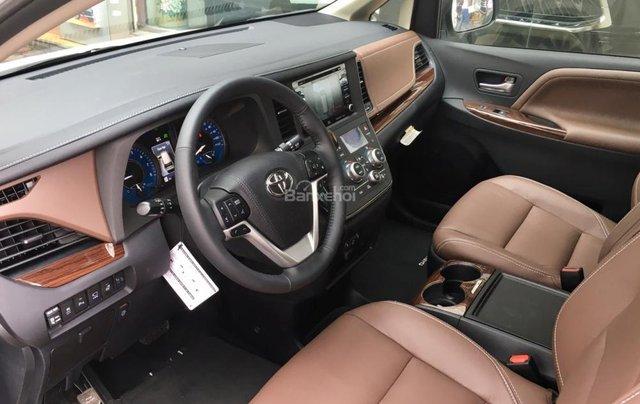 Cần bán Toyota Sienna Limited đời 2018, màu trắng, nhập Mỹ9