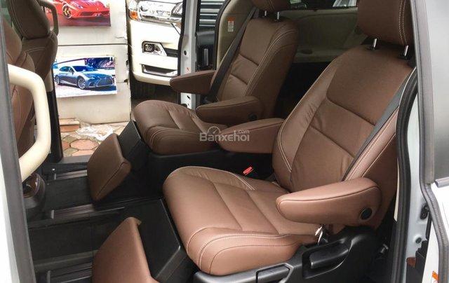 Cần bán Toyota Sienna Limited đời 2018, màu trắng, nhập Mỹ10