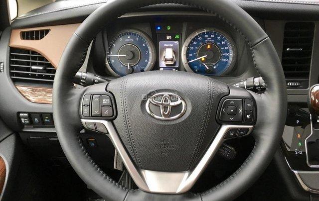 Cần bán Toyota Sienna Limited đời 2018, màu trắng, nhập Mỹ21