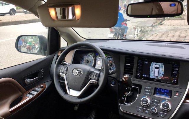 Cần bán Toyota Sienna Limited đời 2018, màu trắng, nhập Mỹ19