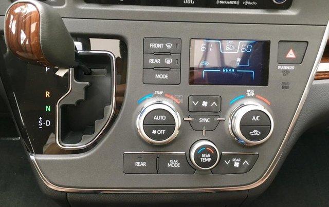 Cần bán Toyota Sienna Limited đời 2018, màu trắng, nhập Mỹ23