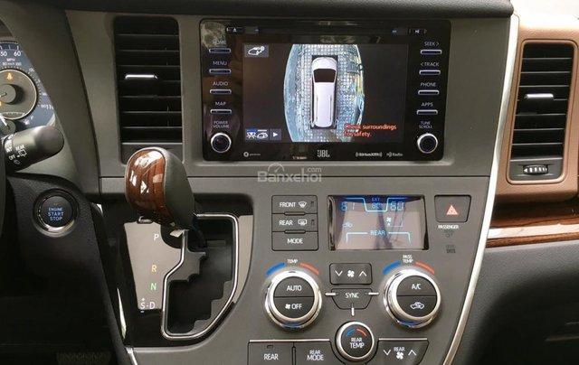 Cần bán Toyota Sienna Limited đời 2018, màu trắng, nhập Mỹ22