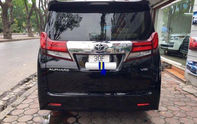 Cần bán xe Toyota Alphard Limited, màu đen, đã qua sử dụng như mới giá tốt LH: 0982.84.28383