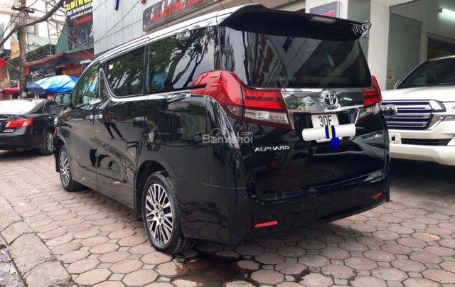 Cần bán xe Toyota Alphard Limited, màu đen, đã qua sử dụng như mới giá tốt LH: 0982.84.28384