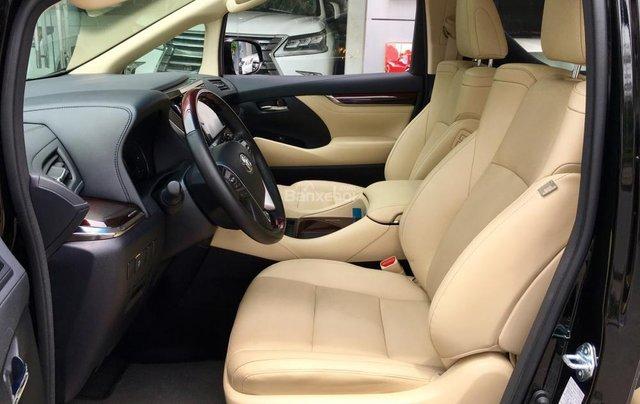 Cần bán xe Toyota Alphard Limited, màu đen, đã qua sử dụng như mới giá tốt LH: 0982.84.28386