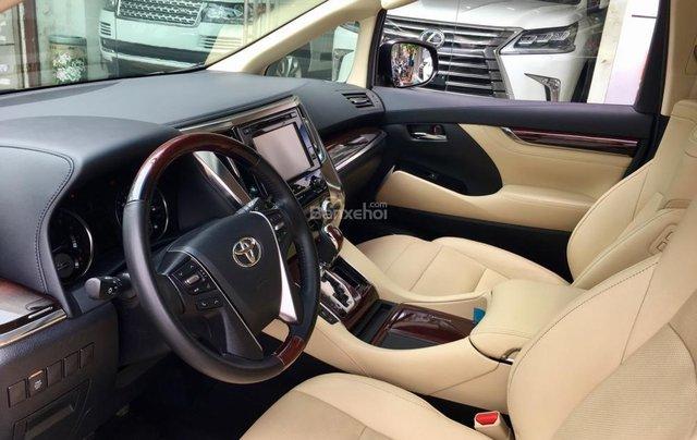 Cần bán xe Toyota Alphard Limited, màu đen, đã qua sử dụng như mới giá tốt LH: 0982.84.28387