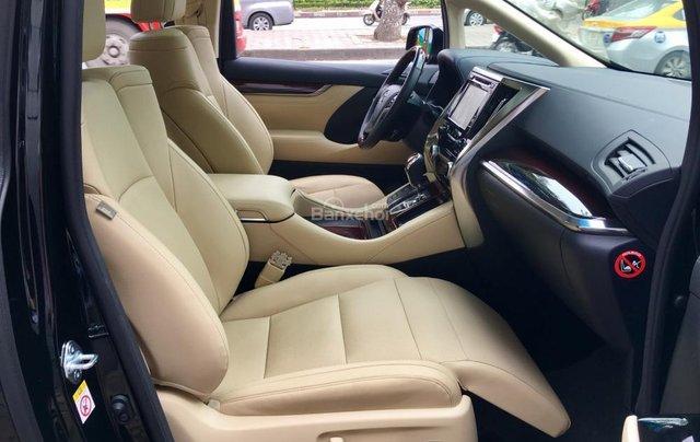 Cần bán xe Toyota Alphard Limited, màu đen, đã qua sử dụng như mới giá tốt LH: 0982.84.28388