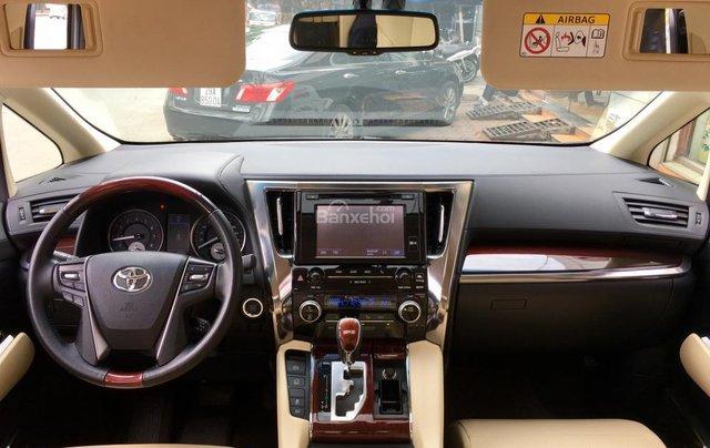 Cần bán xe Toyota Alphard Limited, màu đen, đã qua sử dụng như mới giá tốt LH: 0982.84.283810