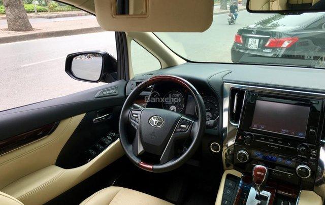 Cần bán xe Toyota Alphard Limited, màu đen, đã qua sử dụng như mới giá tốt LH: 0982.84.283811